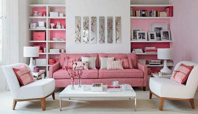 Розовата боја како меч со две острици: Како да не претерате при уредувањето на ентериерот?