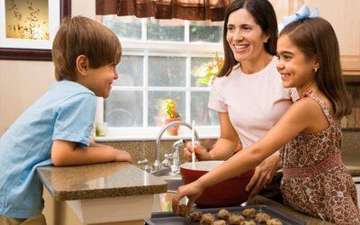 Мајка која ги подучува своите деца од дома има 9 одлични совети за родителите: Ако станат нервозни, сторете го ова!