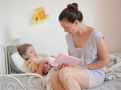 Секоја вечер пред спиење на моите деца им ги поставувам овие 4 прашања: Затоа ми ги доверуваат сите свои тајни!