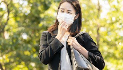 Во овој случај, носењето маска e повеќе штетно отколку корисно!