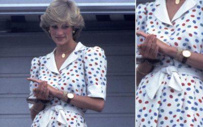 Зошто принцезата Дајана носеше 2 рачни часовника?