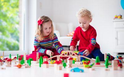 10 креативни игри за деца од предучилишна возраст - сè што ви треба имате дома