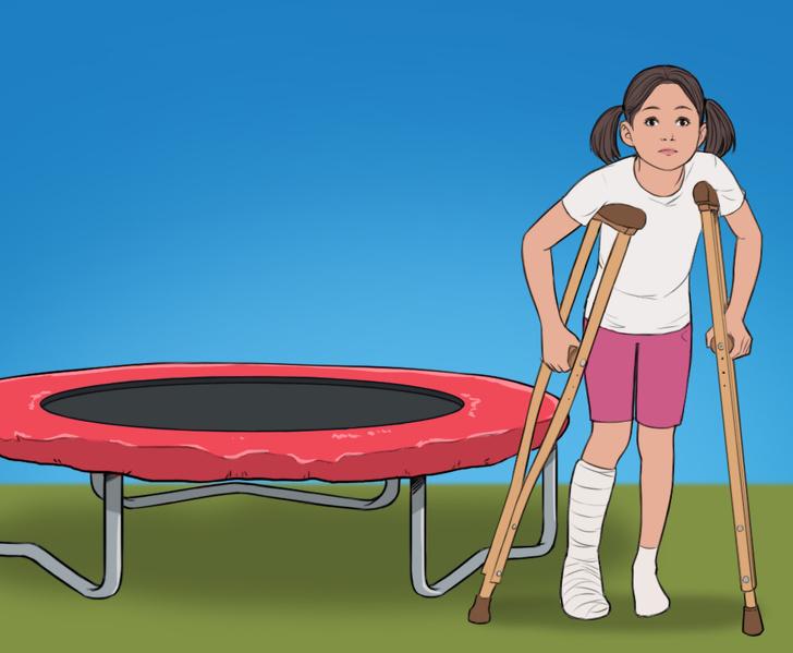 7 причини зошто едната нога може да стане пократка од другата