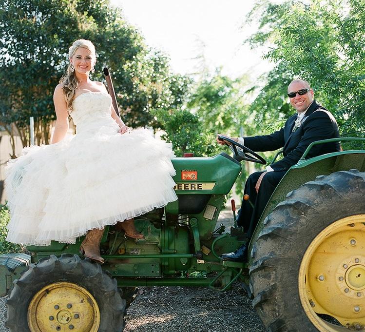 Топ 5 најоригинални свадбени автомобили