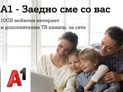 A1 Заедно со своите корисници