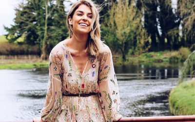 Цветни фустани - предвесник на пролетта