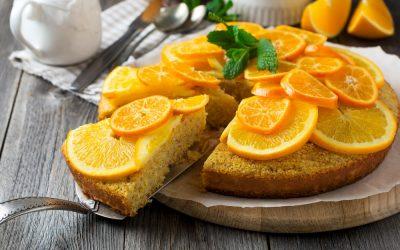 Рецепт: Божествен колач од портокал и палента