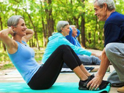 Вежбање според возраста: Што да тренирате на триесет, а што на педесет години?