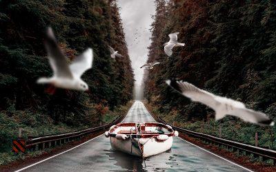 Еден турскиот уметник создава сцени од соништата што ќе посакате да ги видите и во реалниот живот