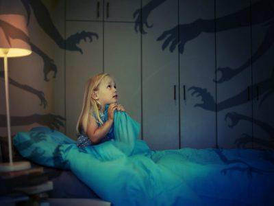 Кошмари кај децата: 6 начини да ги запрете страшните соништа