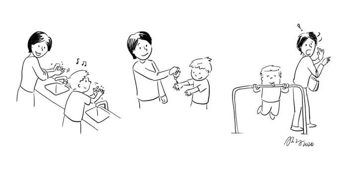 11 илустрации што ќе ве насмеат во овие тешки времиња