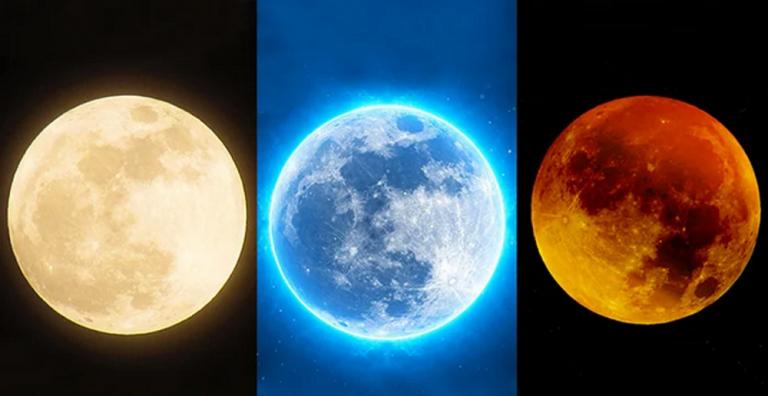 Изберете една магична месечина и прочитајте посебна порака