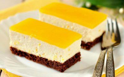 Рецепт за чизкејк со ликер од портокал