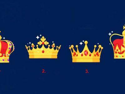 Тест: Изберете круна и дознајте нешто повеќе за себе