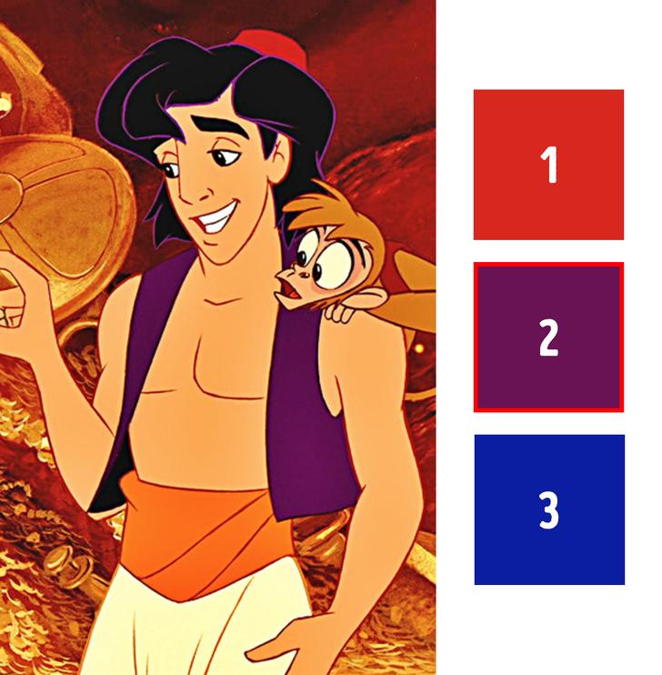 Тест: Погодете ја бојата на овие објекти од популарните цртани филмови