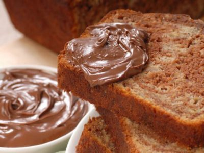 Лесен рецепт за вкусен леб од нутела