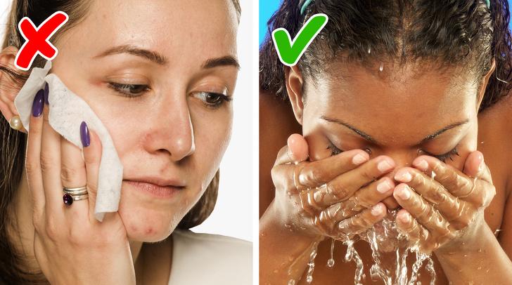 6 проблеми што марамчињата за отстранување шминка можат да ѝ ги направат на вашата кожа