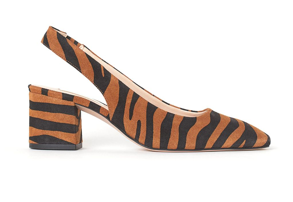 Scorpio - Animal Print Shoes