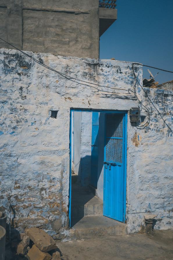 Синиот град во Индија за кој веројатно никогаш не сте слушнале