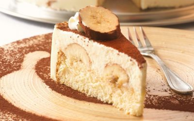Кремаста торта со банани: Десерт што ќе ве освои по првиот залак