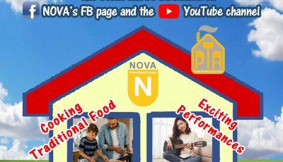 """""""Нова"""" организира онлајн хуманитарен базар за училиштето за деца со посебни потреби """"Иднина"""""""