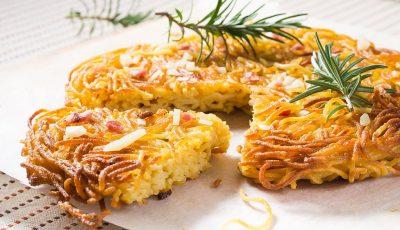 Рецепт на денот: Пита од шпагети