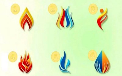 Тест: Изберете оган и откријте каква светлина свети во вас
