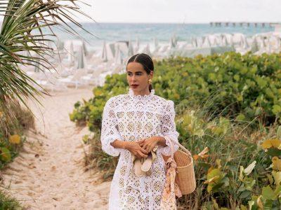 Задолжителен за ова лето: Бел фустан на кој нема да му одолеете за време на топлите денови