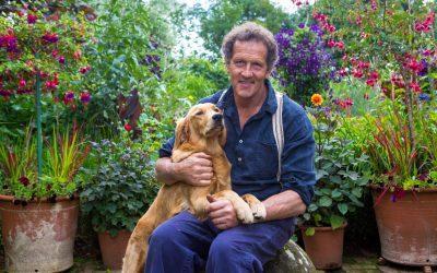 Британскиот водител Монти Дон зборува за влијанието на градинарството врз менталното здравје