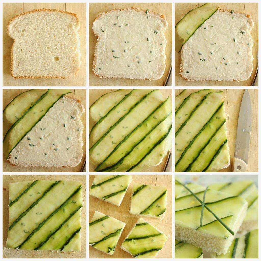 Брзо, лесно и вкусно: Ладни сендвичи со краставица
