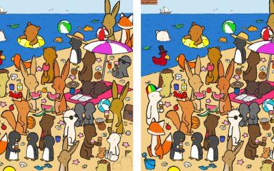 Предизвик: Дали можете да ги пронајдете разликите помеѓу двете слики?