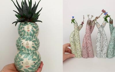Прекрасни керамички подароци за вашата најдобра пријателка