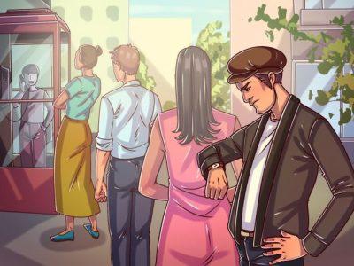 18 илустрации за секојдневните проблеми што сега припаѓаат во минатото