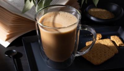 Копи чам: Малезиско кафе со чај