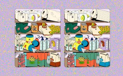 Загатка: Пронајдете ги разликите во овие две слики