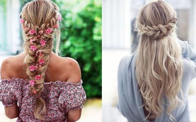 Жена од Шведска создава неверојатни фризури со плетенки кои можете да ги направите и вие