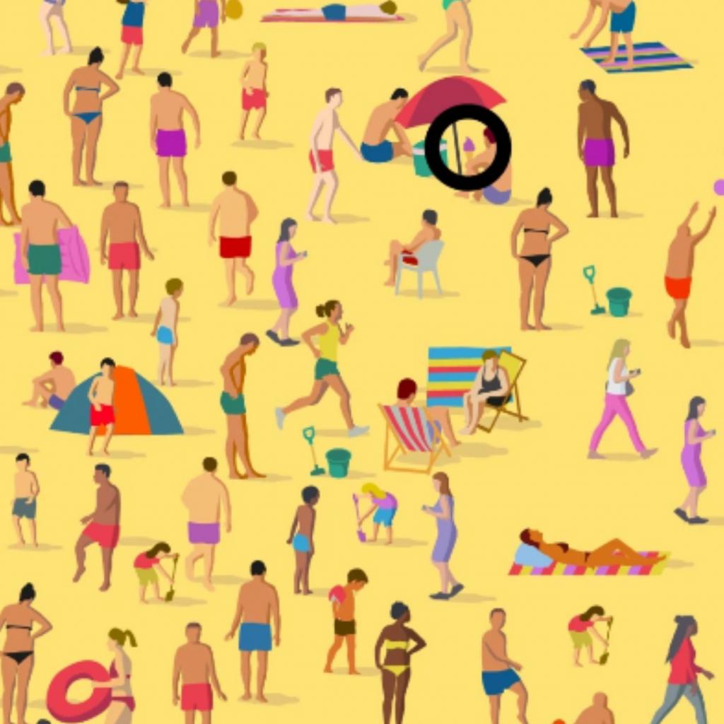 Загатки: Дали ќе успеете да ги пронајдете скриените предмети за помалку од 1 минута?