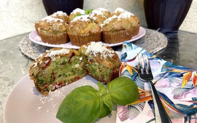 Едноставно и вкусно предјадење: Мафини со тиквички