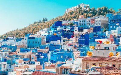 Град од соништата во северна Африка