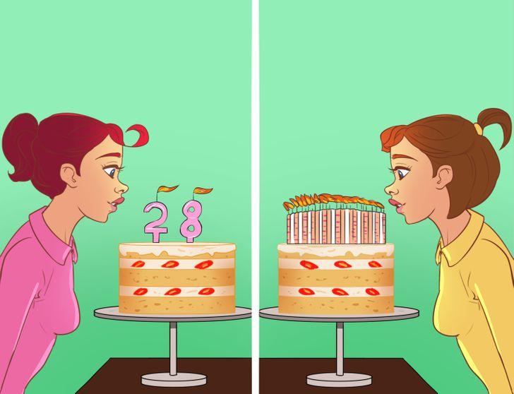 15 илустрации што покажуваат дека постојат два вида луѓе во светот
