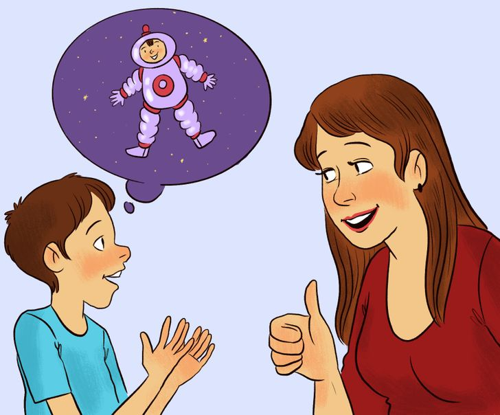 7 чекори како да се справите со вашето дете ако презборува