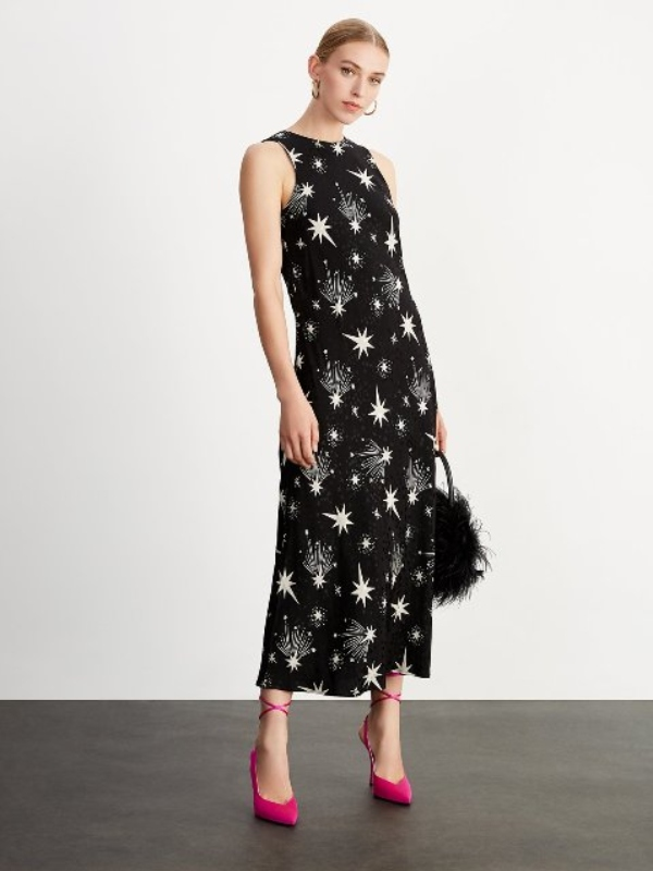 Неодоливи и модерни фустани украсени со ѕвездички