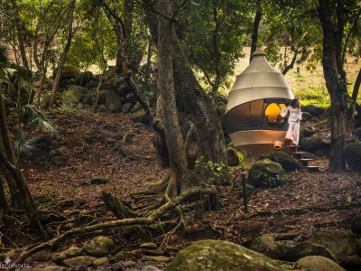 За љубителите на кампувањето: Овие висечки шатори се вистински хит, а можете да ги поставите секаде