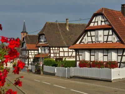 Дали ова е најубавото село во Франција?