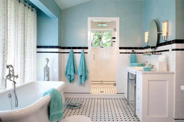 Како да го уредите домот во тиркизна боја за свеж и модерен ентериер?