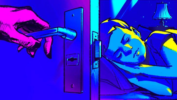 Зошто не треба да ја оставате отворена вратата од спалната собата додека спиете?