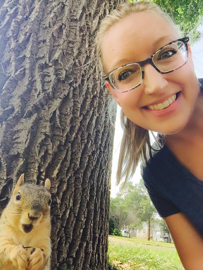 25 фотографии што ќе ве потсетат колку се прекрасни верверичките