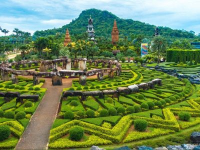 Ѕирнете во најубавите паркови и градини ширум светот