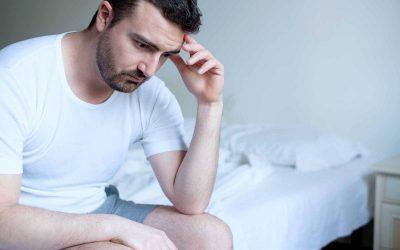 Бидете му поддршка на вашиот партнер затоа што машката менопауза може да се појави без предупредување