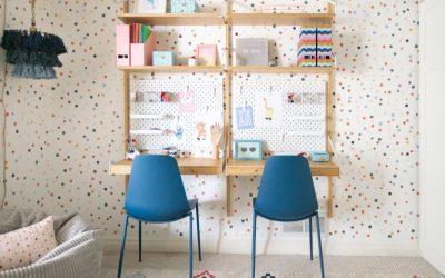 6 идеи за домашна училница